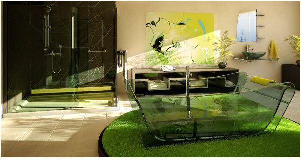 Баня в зелено2