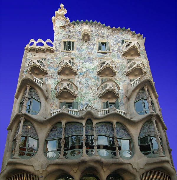 Замакът Батло