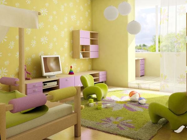 Красива детска стая