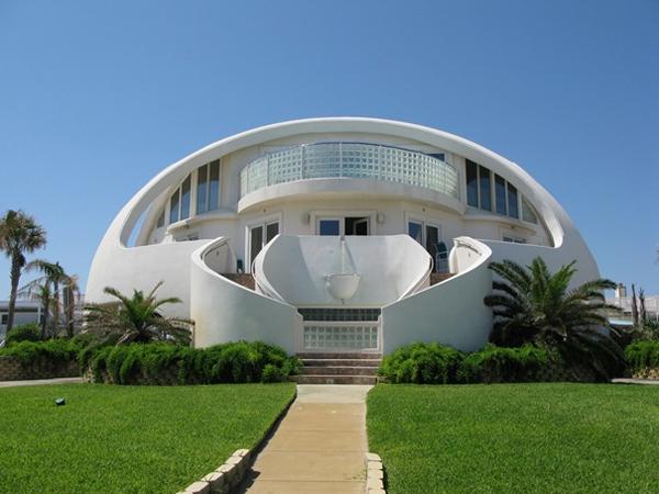 Красиви къщи със странни форми