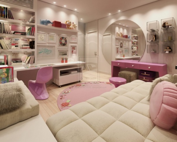 Модерна детска стая