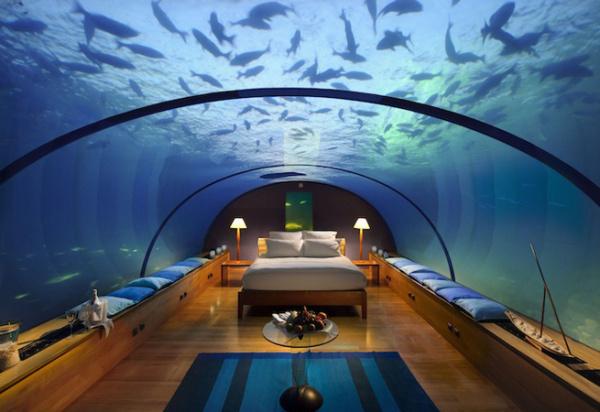 Невероятна спалня