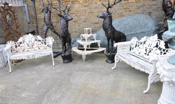 Пейка за градината Викториански стил