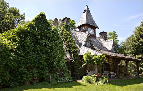 Стара каменна къща