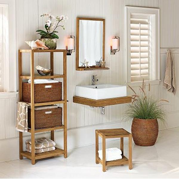 Хранилище в банята