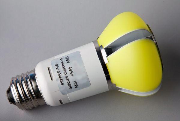екологична лампа