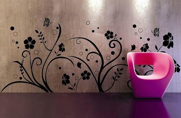 Идейна декорация за стена