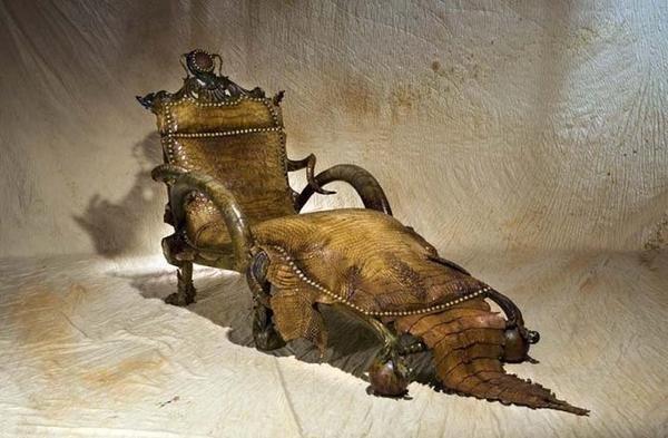 Крокодила  в дома