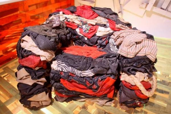 Купчина дрехи