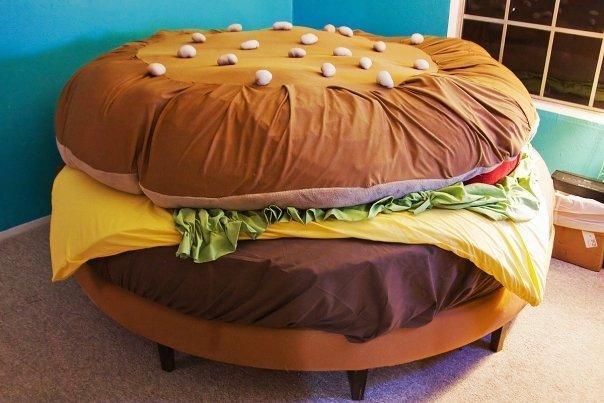 Легло хамбургер