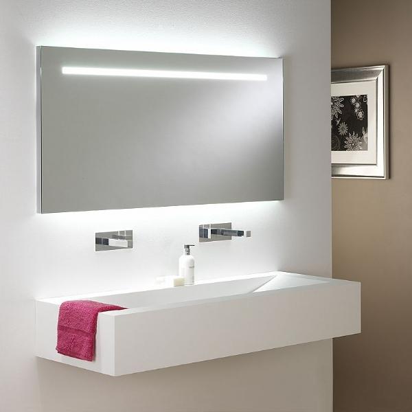 Осветителните тела в банята 1