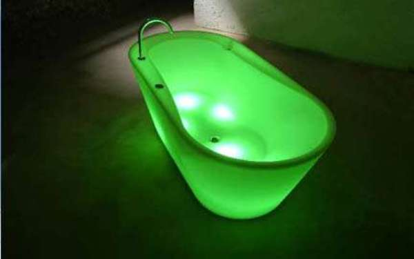 Осветителните тела в банята 3