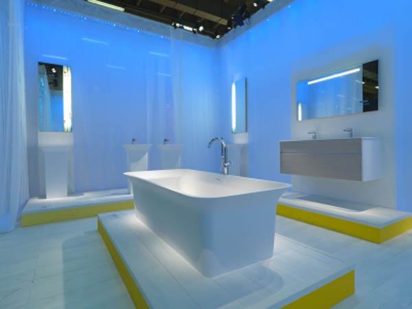 Осветителните тела в банята 6