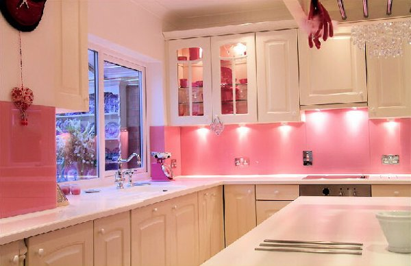 Осветителни тела в кухнята
