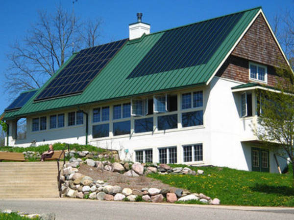 Соларни системи за затопляне на вода