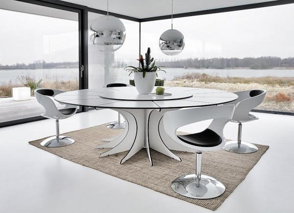 Стилна кухненска маса