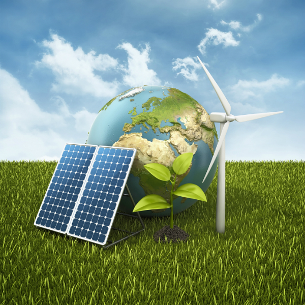 зелена енергия e