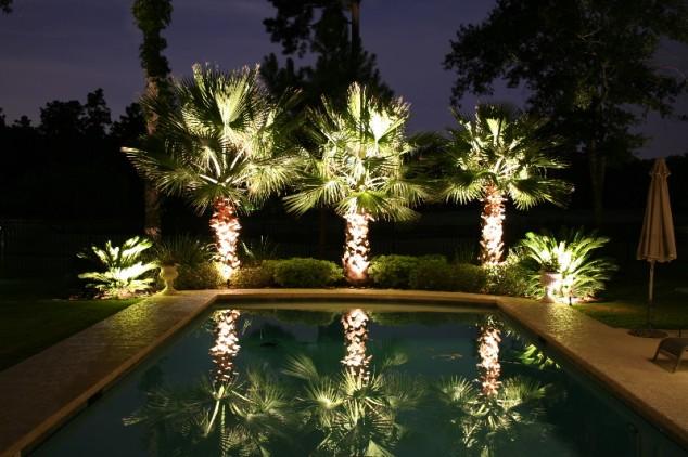 Лампи басейн