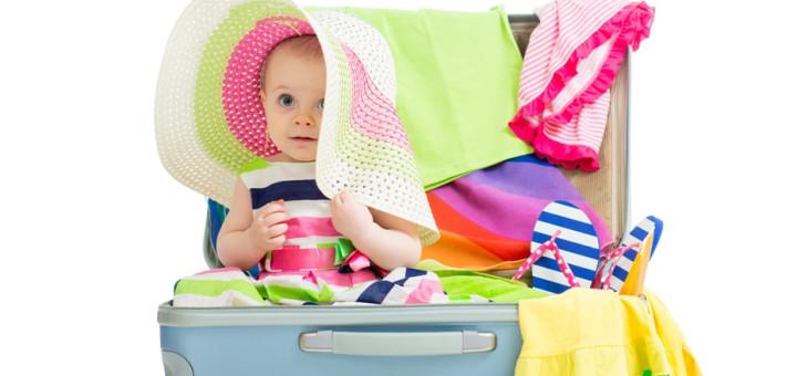 детски дрехи за пътуване
