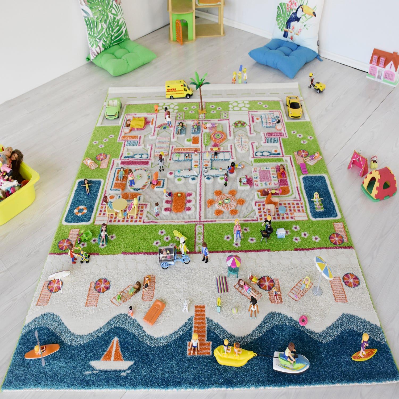 детски 3D килими