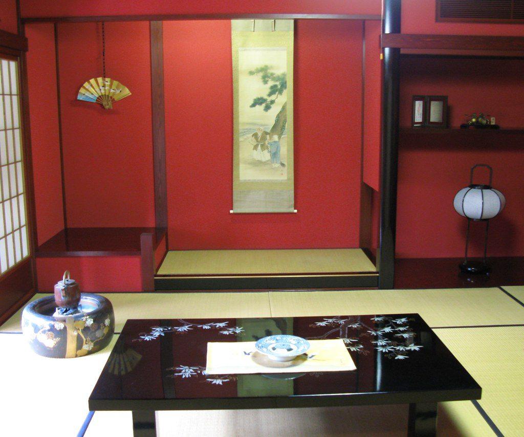 дом в японски стил