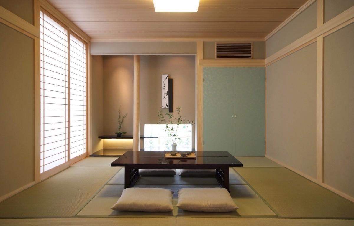 модерен японски дом