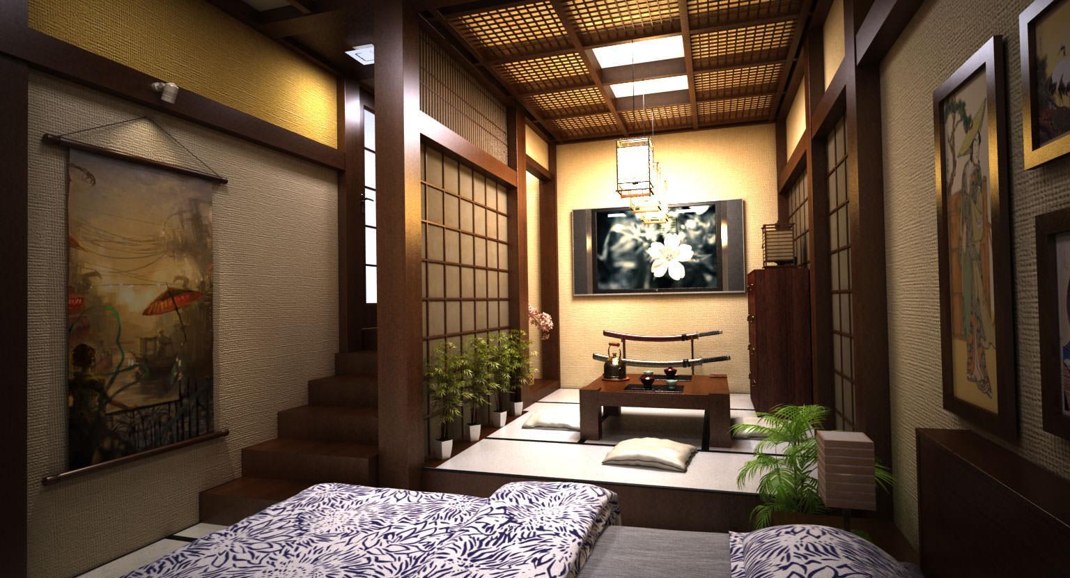 японско жилище