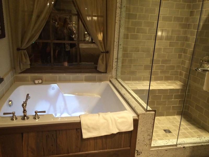 баня с душ